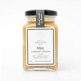 Мёд с живицей и забрусом, артикул МК035, производитель - Organic Siberian goods