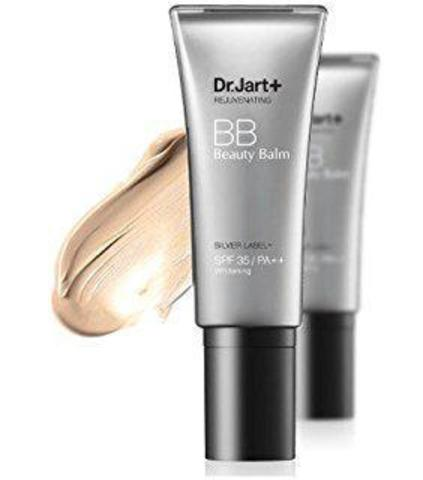 DR JART + REJUVENATING BEAUTY BALM SILVER LABEL BB Крем SILVER LABEL омолаживающий с SPF35/PA++ 40 мл