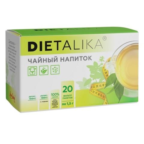 Чайный напиток «Диеталика»