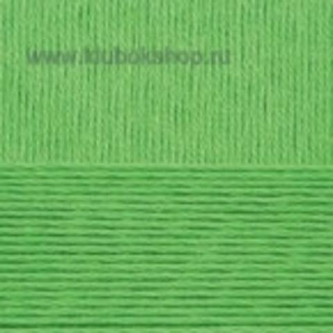 Пряжа Хлопок натуральный (Пехорка) Экзотика 65