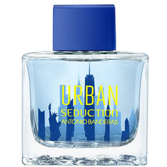 Antonio Banderas Туалетная вода Urban Seduction Blue for Men 100 ml (м)
