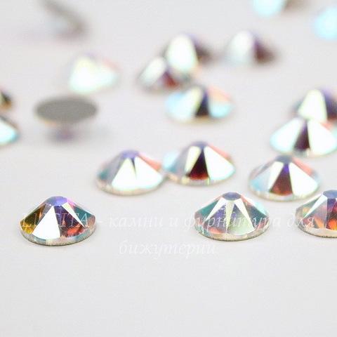 2088 Стразы Сваровски холодной фиксации Crystal AB ss30 (6,32-6,5 мм) (2)