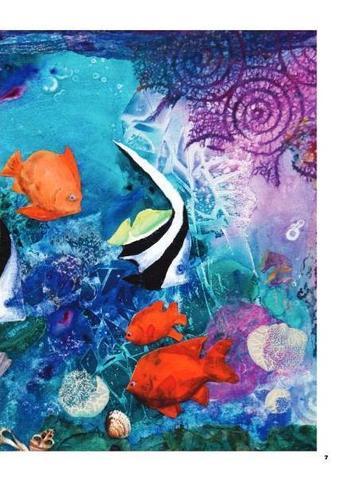 Фото Цвет в изобразительном искусстве