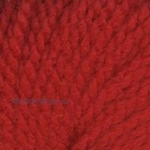 Пряжа Кроха (Троицкая) 42 Красный - купить в интернет-магазине недорого klubokshop.ru