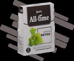 APL. Кисель EveryDay Detox с очищающим комплексом и Биофеном 7 пакетиков по 20 г