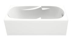 Ванна акриловая Bas Нептун 170х70х56 стандарт, прямоугольная