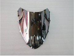 Ветровое стекло для мотоцикла Ducati 1098/848  DoubleBubble Хром