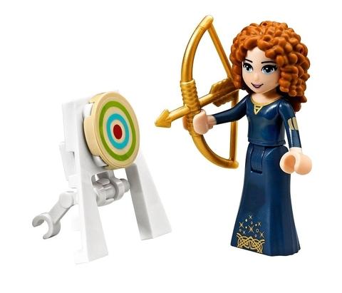 LEGO Disney Princess: Горные игры Мериды  41051