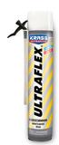Пена монтажная KRASS ULTRAPLUS ULTRAFLEX Всесезонная бытовая 650мл (12шт/кор)