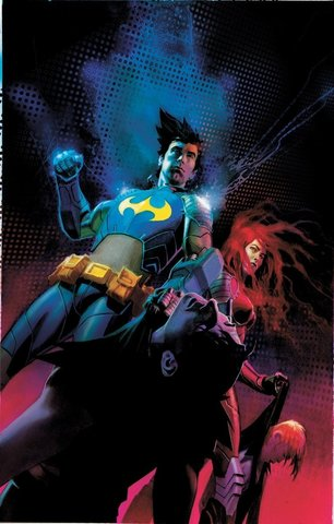 Superman: Nightwing and Flamebird HC