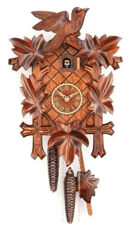 Часы настенные Часы настенные с кукушкой Trenkle 8100/3 nu chasy-nastennye-s-kukushkoy-trenkle-81003-nu-germaniya.jpg