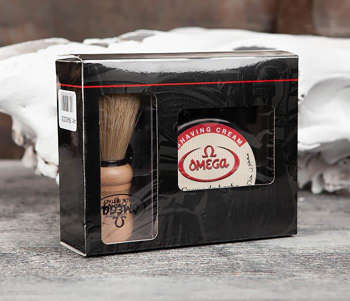 RAZ59.80005 Набор для бритья, помазок и крем фото 02