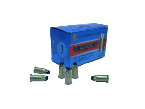 Патрон строительно-монтажный 6,8х18 Д-3 (синий) (100 шт./уп)
