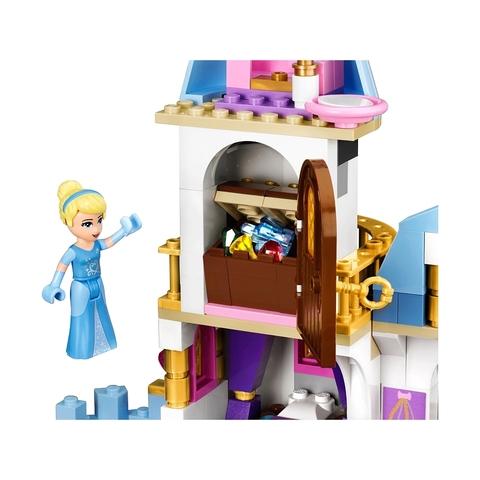 LEGO Disney Princess: Золушка на балу в королевском замке 41055 — Cinderella's Romantic Castle — Лего Принцессы Диснея