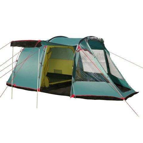 Палатка BTrace Family 4 (зеленый)