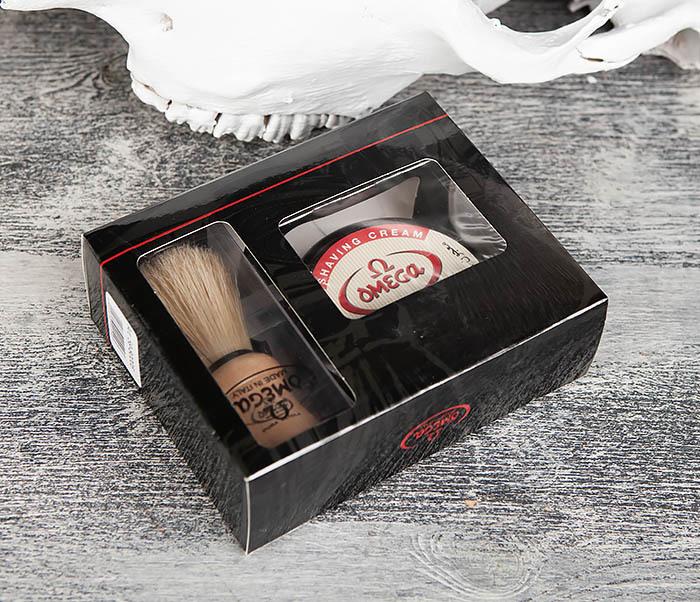 RAZ59.80005 Набор для бритья, помазок и крем фото 03