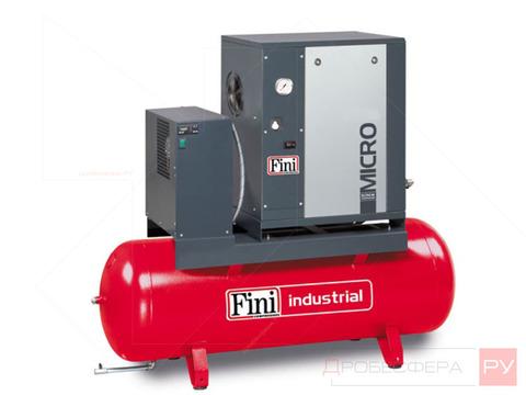 Винтовой компрессор FINI MICRO SE 3.0-08-200 ES