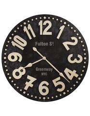 Часы настенные Howard Miller 625-557 Fulton Street