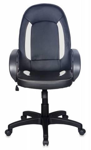 вставки бел сиденье черн иск кожа