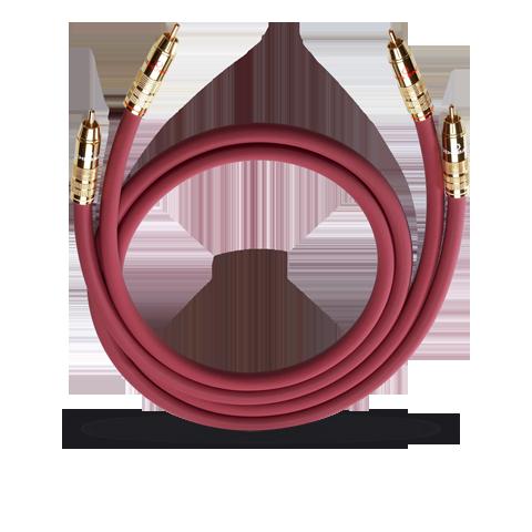 Oehlbach NF 214 Master anthrazit 1.00m, кабель межблочный