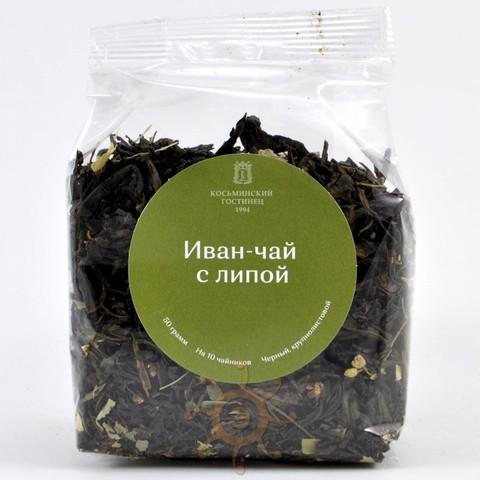 Иван-чай с липой Косьминский Гостинец, 50г