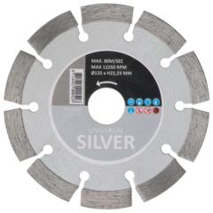 Алмазный диск HITACHI SILVER 125 мм