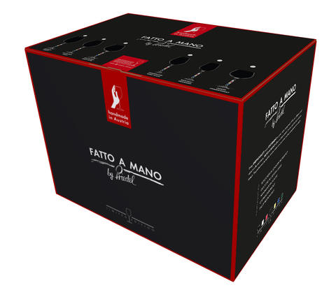 Fato A Mano Old World Pinot Noir Gift Set 6