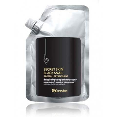Secret Skin Hair Маска для волос BLACK SNAIL PROTEIN LPP TREATMENT