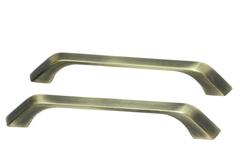 Ручки для акриловых прямоугольных ванн Aquanet 00240617, бронза