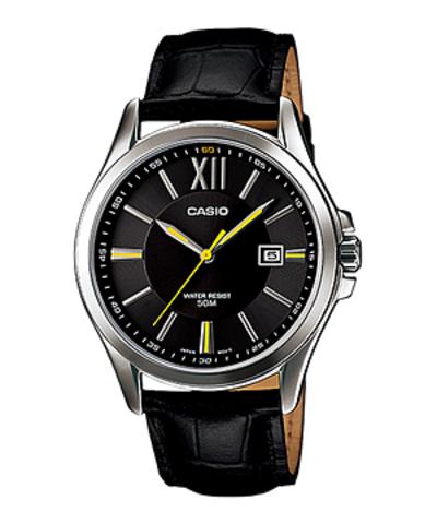Купить Наручные часы CASIO MTP-E103L-1AVDF по доступной цене