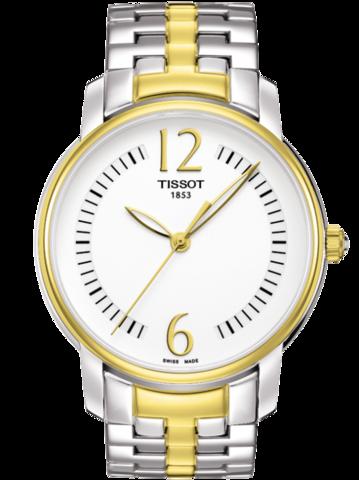 Купить Женские часы Tissot T-Trend Lady Round T052.210.22.037.00 по доступной цене