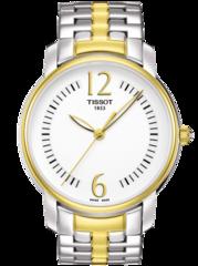 Женские часы Tissot T-Trend Lady Round T052.210.22.037.00