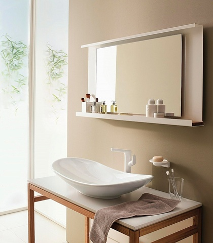 Раковина Villeroy & Boch My Nature 4110 60 R1 alpin