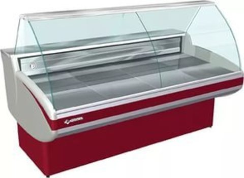 Холодильная витрина Gamma-2 SN 1200    ºС -6 ..... +6