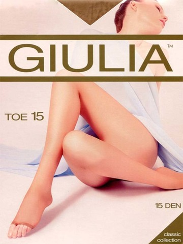 Колготки Toe 15 Giulia