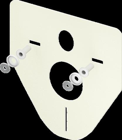 Звукоизоляционный комплект TECEprofil для унитазов и биде