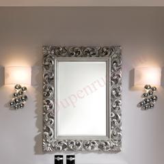 Зеркало DUPEN (Дюпен) PU049 серебро (90*120)
