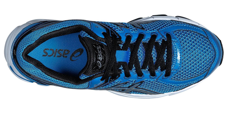 Подростковые кроссовки для бега Asics GT-1000 4 GS (C558N 3993) синие фото