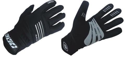 перчатки KV+ Race black