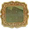 Зеркальце квадратное (береста)