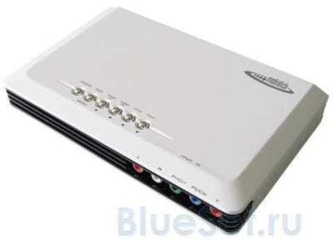 Процессор HDMI Конвертер-апскейлер 5-in-1-out серия Mobidick HDMI Processor