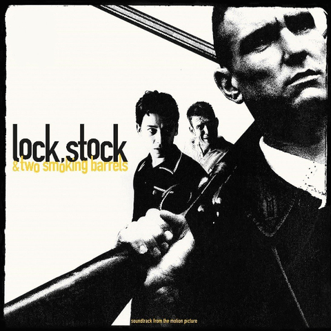 Soundtrack / Lock, Stock & Two Smoking Barrels (2LP)