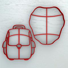 Школьный рюкзак №2