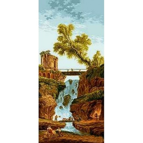 G-709 У водопада
