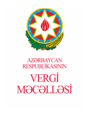 Azərbaycan Respublikasının Vergi Məcəlləsi