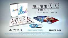 PS3 Final Fantasy X/X-2 HD Remaster - Collector's Edition (английская версия)