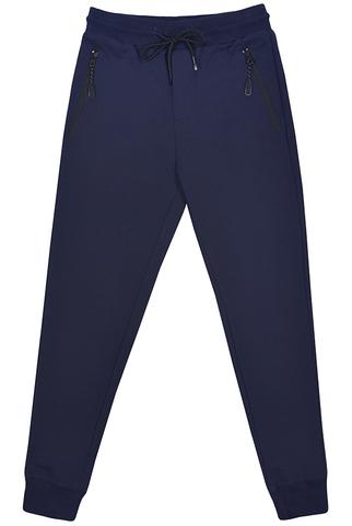 Бланковые штаны темно-синие
