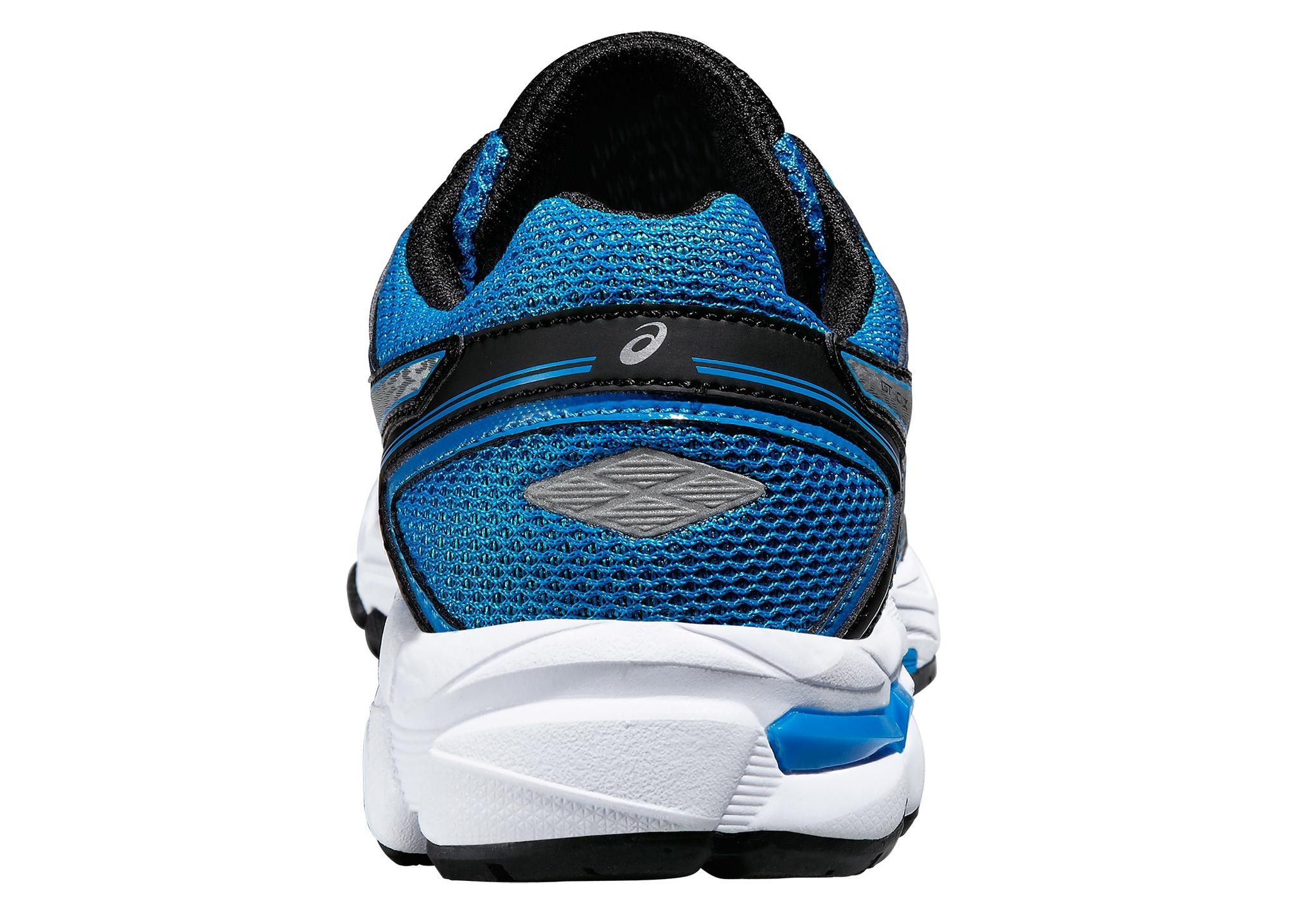Подростковые беговые кроссовки Asics GT-1000 4 GS (C558N 3993) синие фото