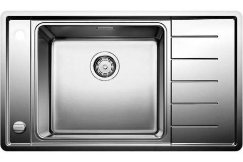 Кухонная мойка Blanco ANDANO XL 6S-IF Compact, чаша слева, нержавеющая сталь