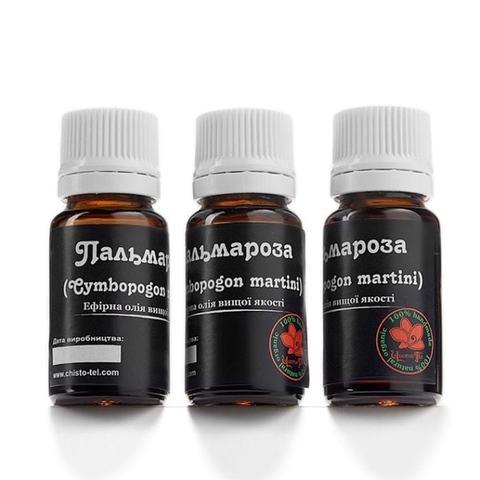 Пальмароза эфирное масло
